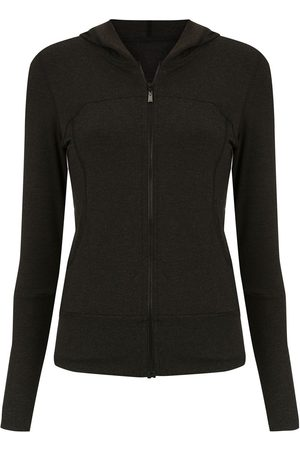Track & Field Hooded Yoga jacket