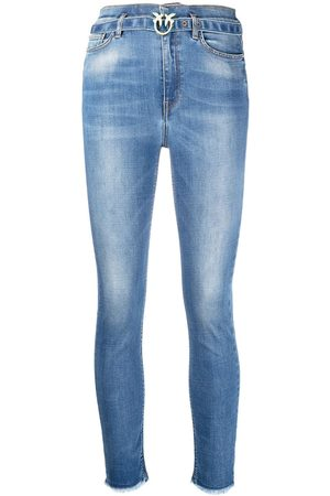 Pinko High-waisted skinny jeans