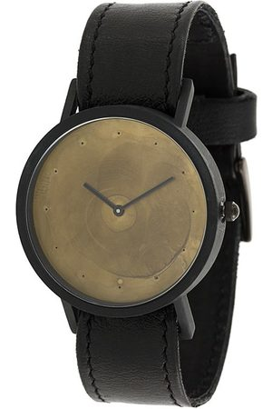 South Lane Watches - Avant Exposed Gold watch