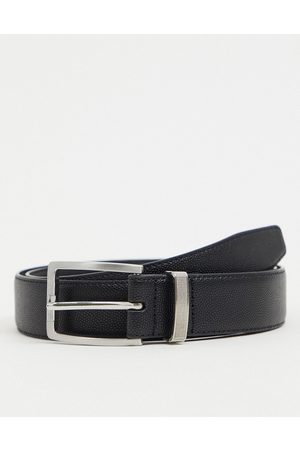 River Island Curved buckle belt in
