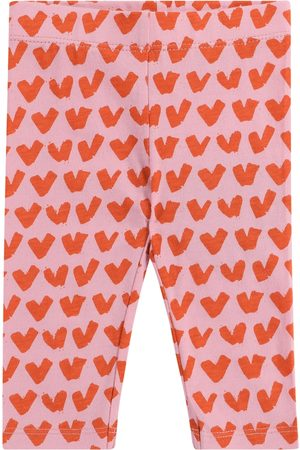 Stella McCartney Baby printed cotton leggings