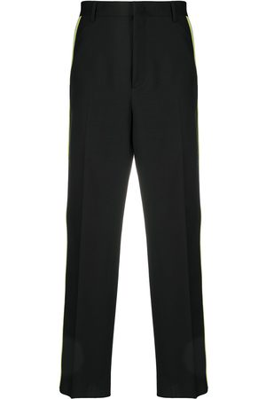 VALENTINO Side-stripe tailored trousers