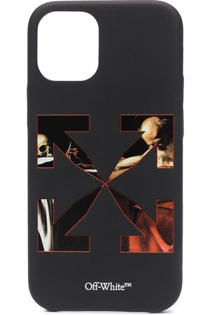 OFF-WHITE Caravaggio print iPhone 12 case