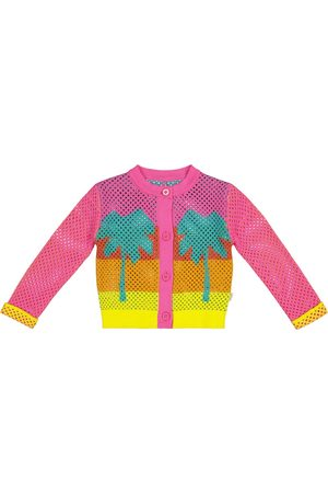 Stella McCartney Baby cotton cardigan