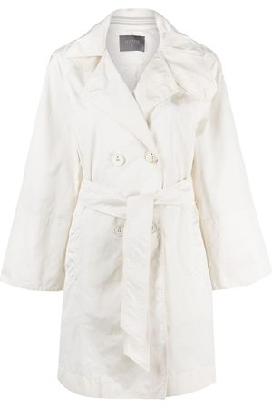 LORENA ANTONIAZZI Double-breasted trench coat