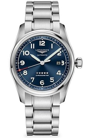 Longines Men Bracelets & Bangles - Male Spirit Spirit 42Mm Automatic Stainless Steel