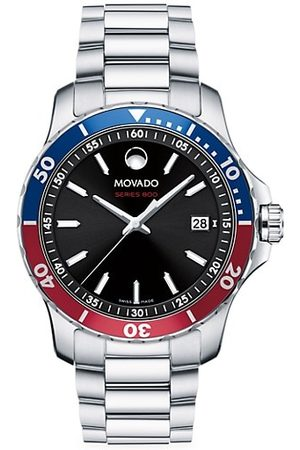 Movado Men Watches - Series 800 Stainless Steel Bracelet Watch