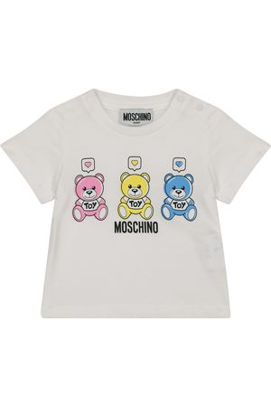 Moschino Baby cotton jersey T-shirt