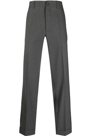 Marni Tailored turn up cuff trousers