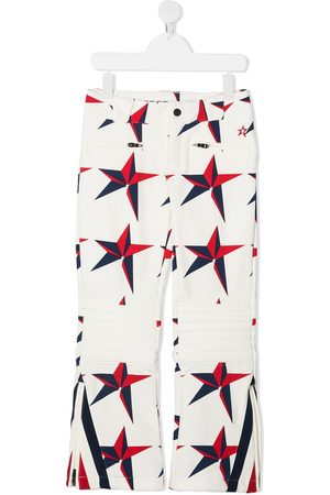 Perfect Moment Star-print wide-leg trousers
