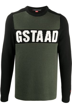 Perfect Moment Gstaad intarsia jumper