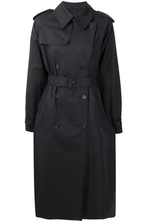 NILI LOTAN Double breasted trench coats