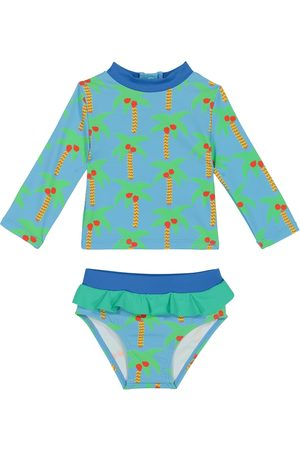 Stella McCartney Rompers - Baby rashguard swim set