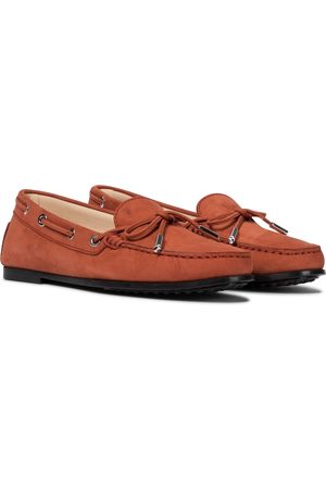 Tod's Women Loafers - Gommino suede loafers