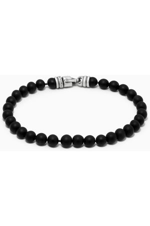 David Yurman Women Bracelets & Bangles - Spiritual Beads Bracelet with Onyx, 6mm