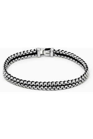 David Yurman Women Bracelets & Bangles - Woven Box Chain Bracelet in Sterling , 10mm
