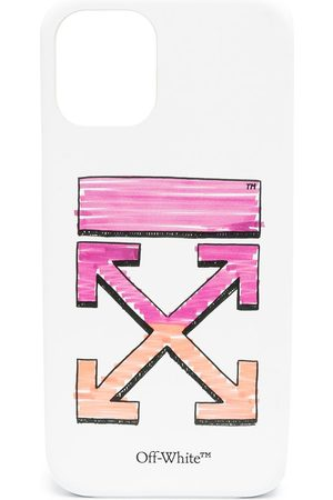 OFF-WHITE IPhone 12 mini Arrows-motif case