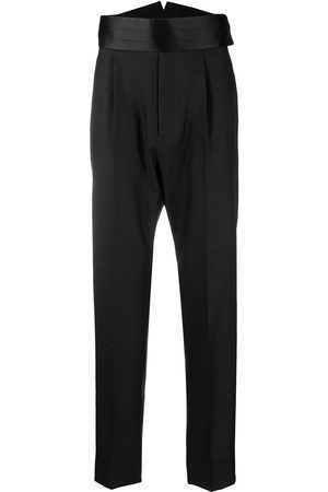 Dsquared2 Layered-detail tailored trousers