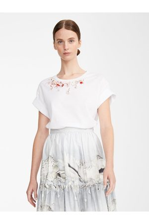 Weekend by Max Mara OUTLET Weekend by MaxMara Roll Shell Embellished Tee