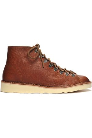 SEBAGO Grizzly Mid Tumbled Boot