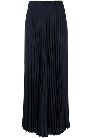 P.a.r.o.s.h. Women Maxi Skirts - High-rise pleated maxi skirt