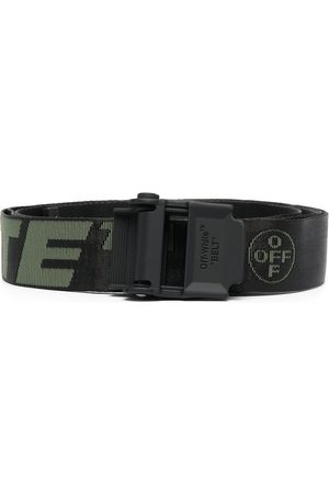OFF-WHITE 2.0 INDUSTRIAL BELT HEDGE GREEN