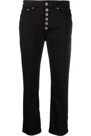 Dondup Straight-leg cropped jeans