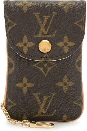 LOUIS VUITTON 2009 pre-owned Etui Telephone MM pouch