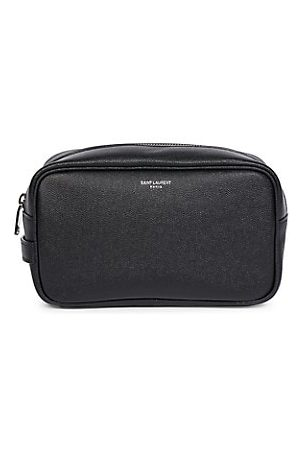 Saint Laurent YSL Leather Cosmetic Case