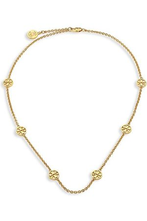 Tory Burch Necklaces - Delicate Logo Necklace
