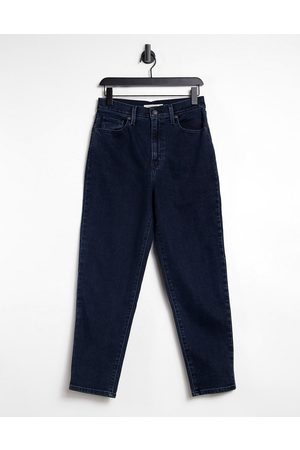 Levi's Women Tapered - Levi's high waist tapered jeans in navy