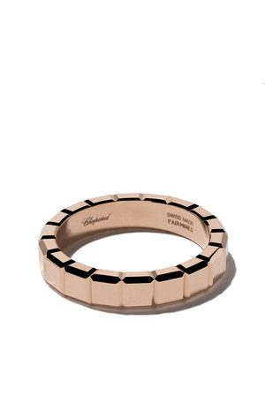 Chopard 18kt rose gold Ice Cube ring