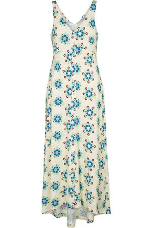 Paco rabanne Floral maxi dress