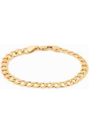 Maria Black Women Bracelets & Bangles - Forza Bracelet in Gold Plated Silver