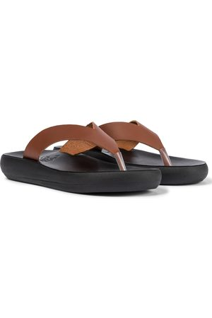 Ancient Greek Sandals Exclusive to Mytheresa – Charys leather thong sandals