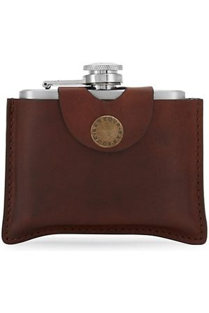 Barbour Stainless Steel Hip Flask