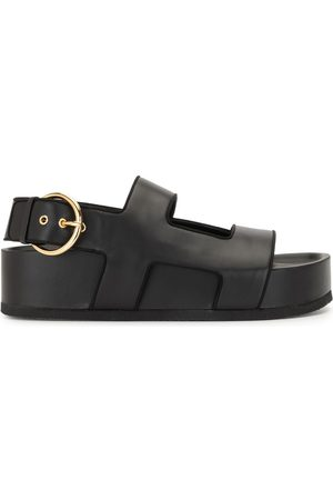 Neous Cher buckle sling-back sandals