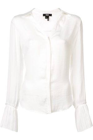 Paige Flared sleeves shirt