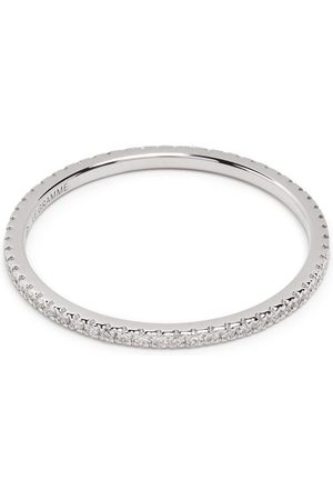 Le Gramme Rings - 18kt white gold 1g diamond pavé ring