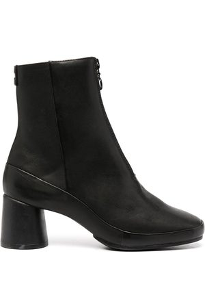 Camper Women Ankle Boots - Upright leather ankle boots