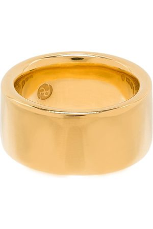 ALL BLUES Men Rings - Vermeil band ring
