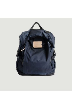 BLEU DE CHAUFFE Backpack Basil hague black