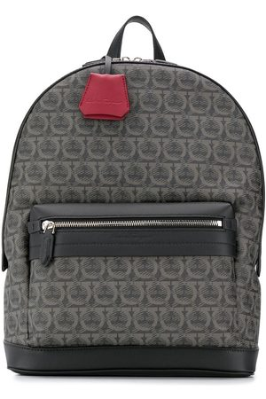 Salvatore Ferragamo MEN'S 716629 POLYURETHANE BACKPACK