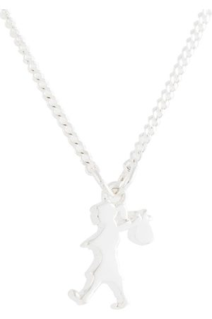 Karen Walker Mini Runaway Girl necklace