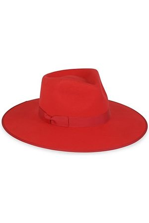 Lack of Color Utopia Ruby Wool Rancher Hat