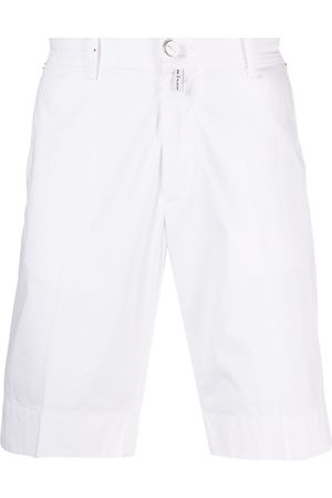 Kiton Men Chinos - Knee-length chino shorts