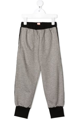 Wauw Capow by Bangbang Side-zip detail trousers