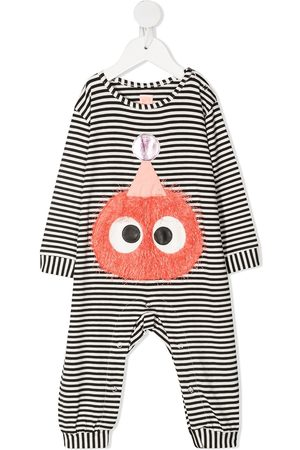Wauw Capow by Bangbang Toto striped romper