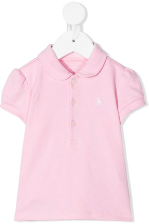 Ralph Lauren Embroidered-logo cotton polo shirt