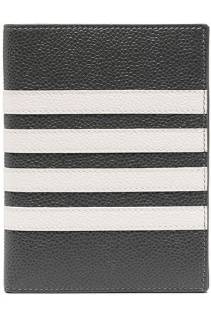 Thom Browne 4-bar passport holder